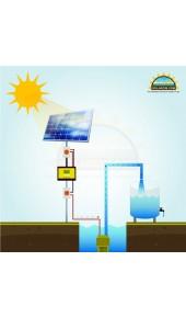 Sulama Paketi - Pompa Gücü: 10 Hp/7,5 KW