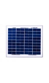 Güneş Paneli Polikristal 10Wp