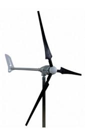 Rüzgar Türbini 1500W 48V Rüzgar Korumalı Dump Load Ve Dijital Şarj
