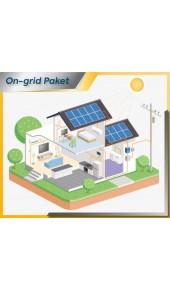 7kW Şebeke Bağlantılı (On-Grid) Solar Paket